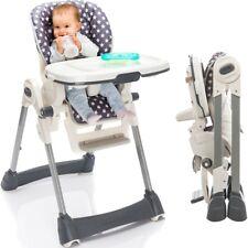 CARETERO HOMEE 2W1 Hochstuhl Faltbar Babystuhl Stuhl Esstisch Kinder