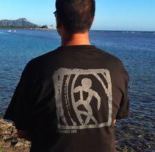 I WOULD TOO LOGO T SHIRT W/ FREE STICKER Surf Hawaii Surfer Wave Beach Eddie Go