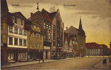 Uelzen - Gudestrasse, Ansichtskarte um 1920