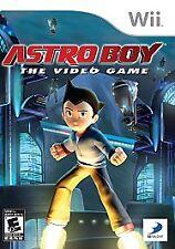 Astro Boy: The Video Game (Nintendo Wii, 2009) VERY GOOD