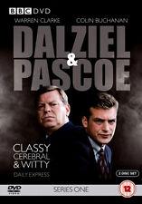 Dalziel And Pascoe - Series 1 (DVD, 2006, 2-Disc Set)
