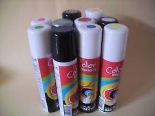 Haarfarbe Haarspray Colorspray Farbspray Hair farbig Color oder Glitter 75 ml