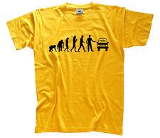 Standard Edition Taxi driver Taxi Taxe Cab Minicab Evolution T-Shirt S-XXXL new