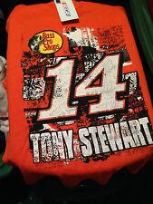 TONY STEWART PRO BASS 2014 SCHUDEL SHIRT