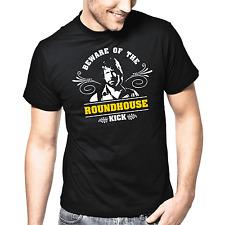 Chuck Norris | Beware of the Roundhouse Kick | Kult | Fun | S-XXL T-Shirt