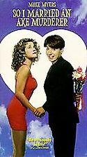 So I Married an Axe Murderer (VHS,1993)  Michael Myers