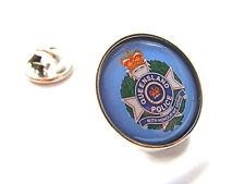 QUEENSLAND POLICE LAPEL PIN BADGE GIFT