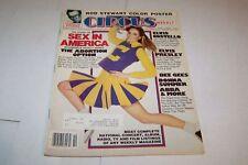 2/13/1979 CIRCUS music magazine ELVIS - BEE GEES