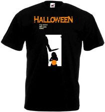 Halloween v.2 T shirt black movie poster all sizes S-5XL