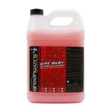 Car wax spray detailer quick non-streaking automobile paint protection shine