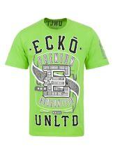 BNWT ECKO MMA LIME GREEN PROVEN CHAMPS SHIRT M L XL XXL XXXL