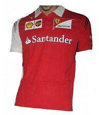 Scuderia Ferrari Polo Shirt Formel 1 Puma Formula One Maglia