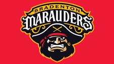 Bradenton Marauders Mens Embroidered Polo XS-6XL, LT-4XLT Pittsburgh Pirates New