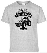 T-Shirt,IHC 955,Traktor,Schlepper,Oldtimer,Youngtimer