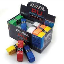 Racket Super Grips PU , self adhesive by Karakal – Tennis, Badminton, Squash