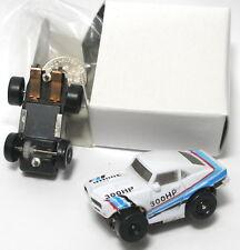 1990 Galoob Micro Machines 1/87th 300HP Firebird Slot Car NOS MIB