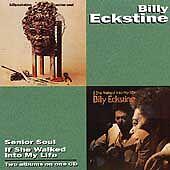 Senior Soul/If She Walked into My Life by Billy Eckstine (CD, Apr-1995, Stax)