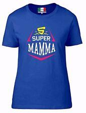REGALA UAN MAGLIETTA PER LA FESTA DELLA MAMMA: SUPER MAMA TOYAL
