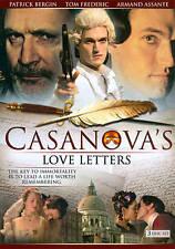 CASANOVA'S LOVE LETTERS [3 Discs] Documentary / Drama DVD [B743]