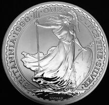1 oz (environ 28.35 g) argent Britannia 1998 To 2018 Choix de l'année