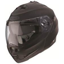 Caberg Duke 2 Solid Motorbike Flip Up Helmet Thermoplastic - Matte Black
