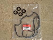 New OEM Honda 97-01 CR-V CRV B20Z B20B Valve Cover Gasket & Spark Plug Seals PR4