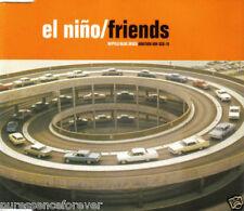 EL NINO - Friends (UK 3 Track CD Single)