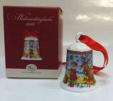 Hutschenreuther Weihnachtsglocke Porzellan 2016