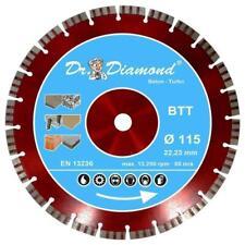 Dr. Diamond® Diamant Trennscheibe - Red Racer Turbo Diamantscheibe