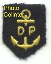 Insigne Spécialité Marine mle 1946 : Direction de Port