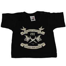King Cobra Baby / Kinder T-Shirt - Mom's Tattoos