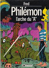 Philémon 8. L'Arche du A. FRED 1976. Etat neuf