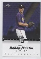 2013 Leaf Perfect Game Showcase #38 Rabon Martin Rookie Baseball Card