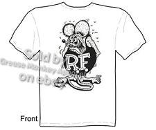 Ed Roth Rat Fink T shirt Big Daddy Clothing Tee, Sz M L XL 2XL 3XL Quality, New