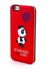 UK SELLER iPhone 6 6S SUPERCUTE BUBBLEGUM QUOTES Case Cover Cute Funny Cartoon