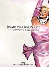 Marilyn Monroe Diamond Collection Volume 1 DVD 2001 6-Disc Set Collector's Ed