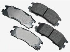 Rear Brake Pad Set For 1991-1999 Mitsubishi 3000GT 1995 1992 1993 1994 J218HJ