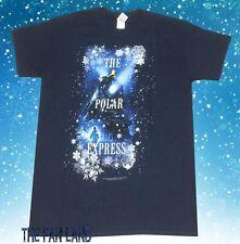 New The Polar Express Mens Christmas Vintage T-Shirt