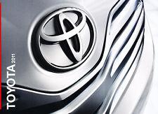 2011 Toyota Sales Brochure - Highlander Prius Camry Land Cruiser Rav4 4Runner