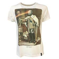 T-shirt uomo  DIRTY VELVET ROBO KING DV53507 100% organic cotton