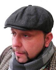 Gorra de hombre Ancha Con Visera Boina invierno en el estilo la 1930s Años