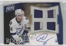 2011-12 Panini Prime Silver #155 Brett Connolly Tampa Bay Lightning Hockey Card