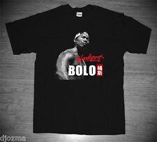 New Van damme Bloodsport Chong Li Bolo Yeung Kung fu Chinese Hercules T-shirt