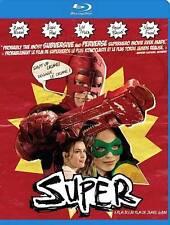 Super (Blu-ray Disc, 2011, Canadian)