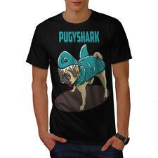 CARLINO UOMINI SQUALO T-shirt Nuove | wellcoda