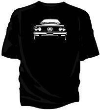Alfa Romeo GTV6 - Original Artwork Sketch T-shirt