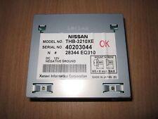 2004 NISSAN X-TRAIL / REGOLAZIONE UNITÀ CONTROLLO THB-3210XE