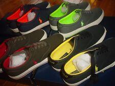 Polo Ralph Lauren Mens Vaughn Matte Ripstop Sneaker Shoes 9-15 New