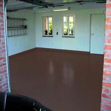DESDE 13,98€/kg ral8016 CAOBA 2k epoxi revestimiento de pisos Pintura Garaje
