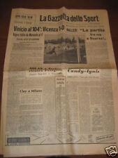 GAZZETTA DELLO SPORT 23/12/1965 VICENZA VARESE 1-0 @@